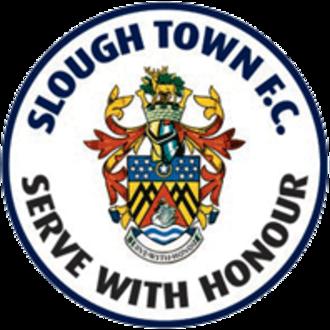 Slough Town F.C. - Image: Slough Town FC logo