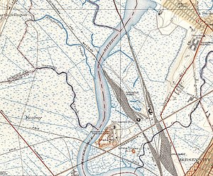 Snake Hill - USGS Map from 1940