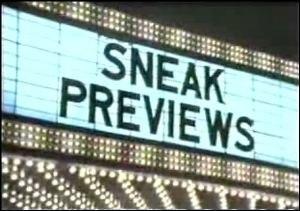 Sneak Previews - Image: Sneak previews