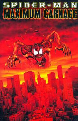 Maximum Carnage - Image: Spider Man Maximum Carnage