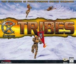<i>Starsiege: Tribes</i> 1998 video game