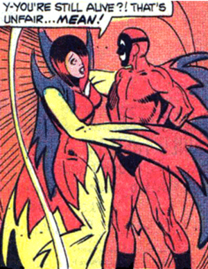 """E-Man - Steve Ditko's """"Killjoy"""", a two-issue backup feature"""