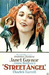 <i>Street Angel</i> (1928 film) 1928 film by Frank Borzage