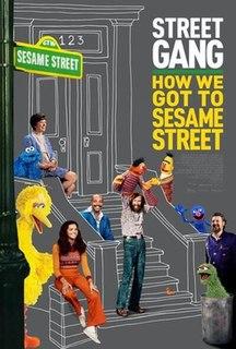 <i>Street Gang: How We Got to Sesame Street</i> 2021 American documentary film