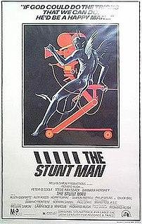 <i>The Stunt Man</i> 1980 film by Richard Rush
