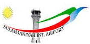 Sulaimaniyah International Airport - Image: Sulaymaniyah Airport
