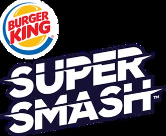 Burger King Super Smash - Image: Super Smash NZ