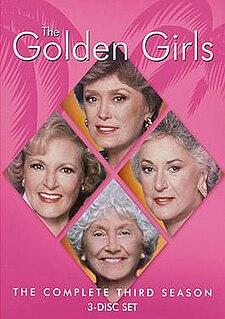 <i>The Golden Girls</i> (season 3)