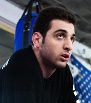 Tamerlan Tsarnaev - Tsarnaev in 2009