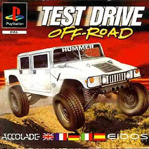 Test Drive: Off-Road - Image: Test Drive Off Road