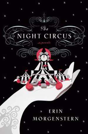 The Night Circus - Front cover of the first edition