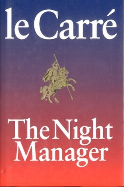 Picture of a book: The Night Manager