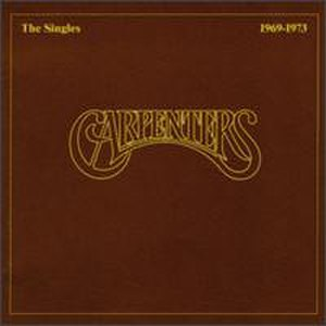 The Singles: 1969–1973 - Image: The Carpenters The Singles 1969 1973 (album cover)