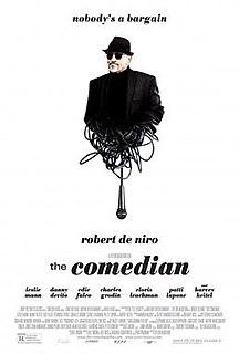 <i>The Comedian</i> (2016 film)