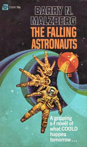 The Falling Astronauts - Ace Science Fiction Specials first edition