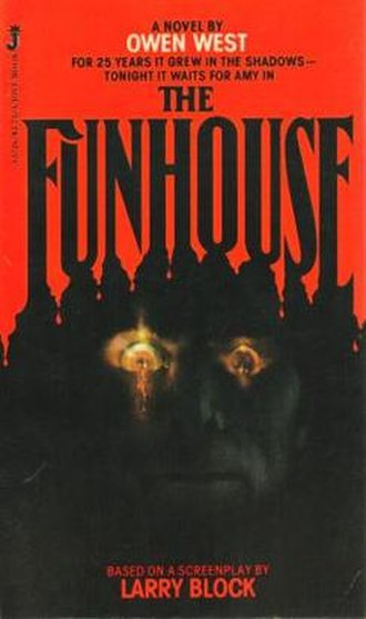 The Funhouse (novel) - First edition