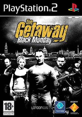 The Getaway: Black Monday - Image: The Getaway Black Monday
