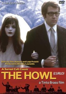 <i>The Howl</i> 1968 film by Tinto Brass