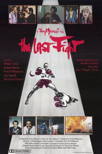 The Last Fight (film) - Image: The Last Fight (film)