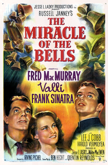The Miracle of the Bells - 1948 Poster.png