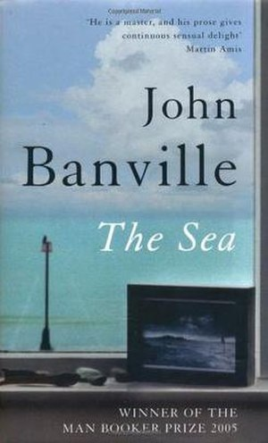 The Sea (novel) - The Sea book cover