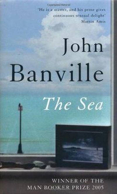 Picture of a book: The Sea