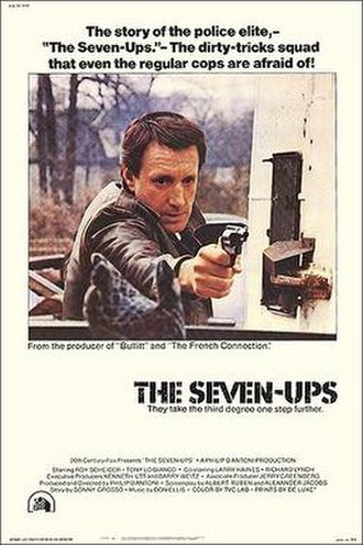 The Seven-Ups - Movie poster