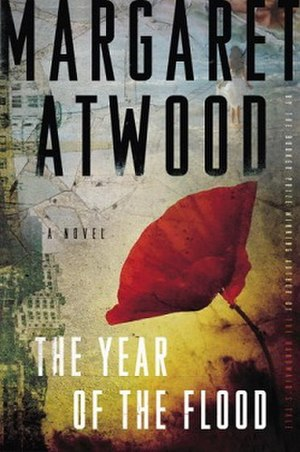 The Year of the Flood - First edition cover (UK)