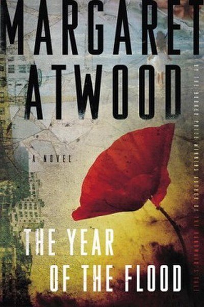 Picture of a book: The Year Of The Flood