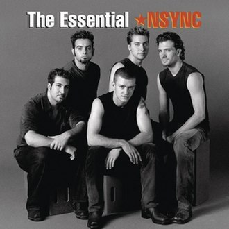The Essential *NSYNC - Image: Theessentialnsync