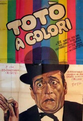 Toto in Color - Image: Totò a colori