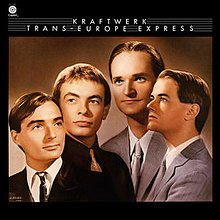 Album cover used on most international editions of the album
