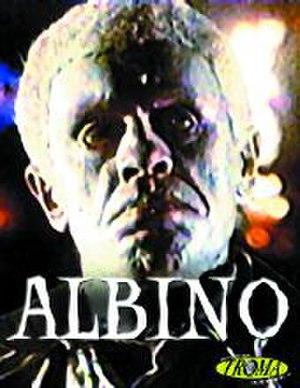 Albino (film) - VHS cover for 'Albino'