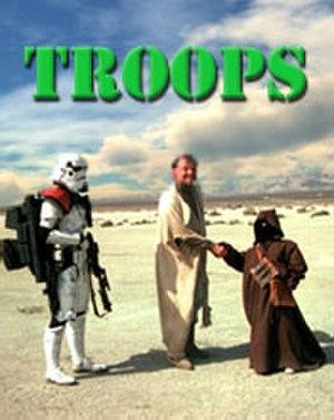 Troops (film) - Image: Troops Poster