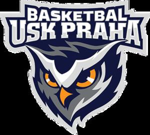 USK Praha - Image: USK Praha logo