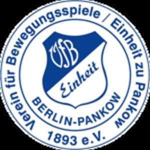 VfB Einheit zu Pankow - Image: Vf B Einheit Pankow