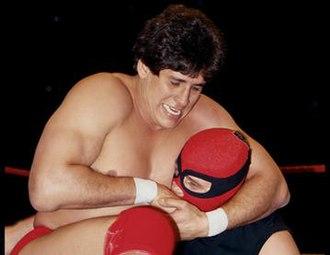 WrestleMania I - Tito Santana vs. The Executioner
