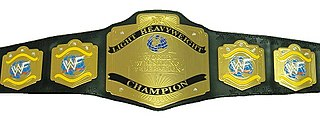 WWF Light Heavyweight Championship Former championship created by Universal Wrestling Association and promoted by the American professional wrestling promotion Michinoku Pro Wrestling and WWE