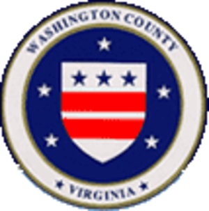 Washington County, Virginia - Image: Washington County, Virginia seal