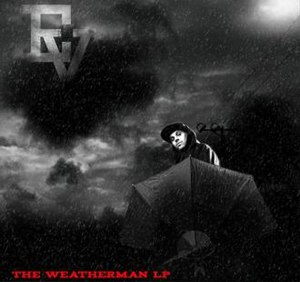 The Weatherman LP - Image: Weatherman LP