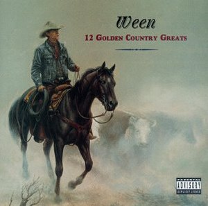 12 Golden Country Greats - Image: Ween 12Golden Country Greats