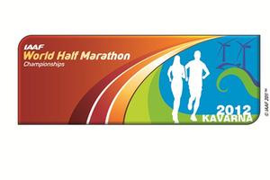 2012 IAAF World Half Marathon Championships - Image: Whmc logo 2012