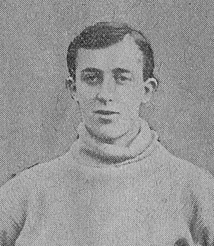 William Young (footballer) - Young while with Brentford in 1920.