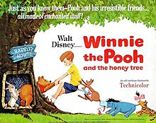 Winnie the Pooh and the Honey Tree poster 2.jpg
