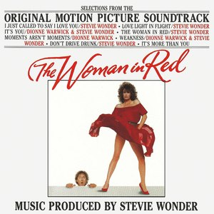 The Woman in Red (soundtrack) - Image: Womaninred