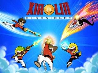 <i>Xiaolin Chronicles</i>