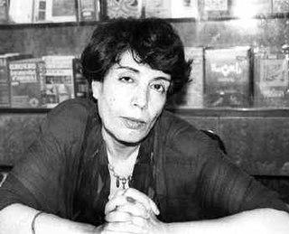 Yamina Méchakra Algerian novelist and psychologist (1949-2013)