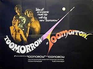 Toomorrow (film) - Original UK quad poster
