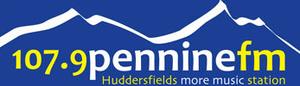 Pennine FM - Image: 107.9 Pennine FM logo