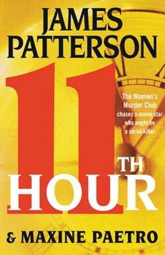 11th Hour (novel) - First hardcover edition